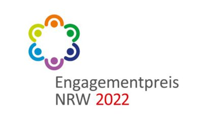 Ausschreibung Engagementpreis NRW 2022